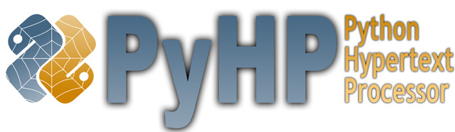 PyHP - The Python Hypertext Processor